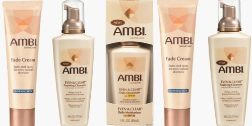 High Value $5/2 Ambi Product Coupon