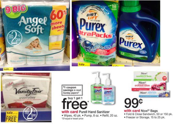 Walgreens Household Deals