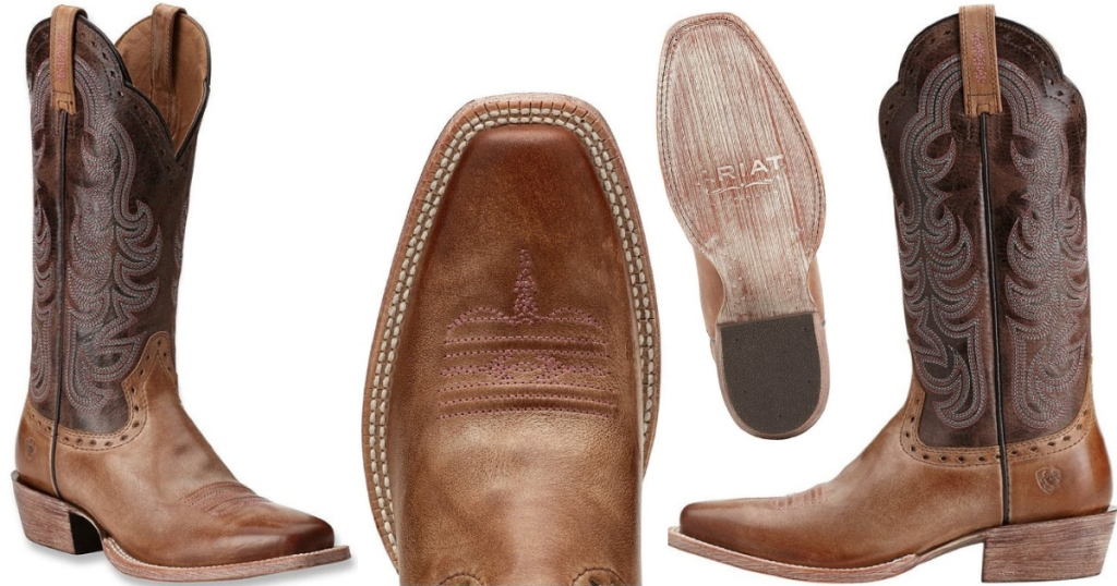 Tractor Supply Co: Ariat Ladies' Western Boots ONLY $79