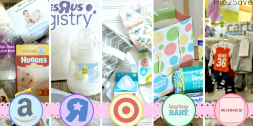 Expecting? Score LOTS of Baby Freebies & Other Perks By Reading This…