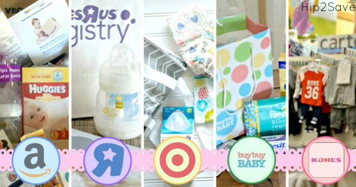 Baby Registry Retailers