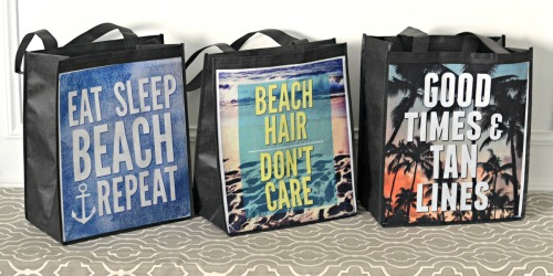 York Photo: Personalized Beach Tote Bag ONLY 99¢ + Shipping (New & Existing Customers)