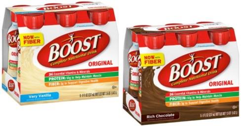 Boost Original Drinks