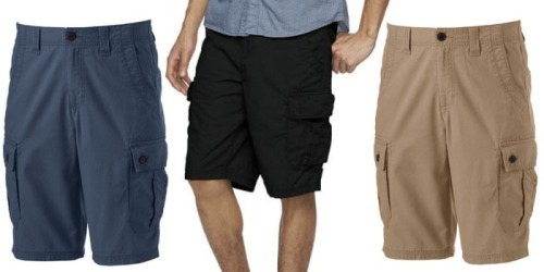 Kohl's: Men's Urban Pipeline Cargo Shorts ONLY $11.99 (Regularly $40)