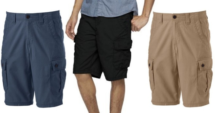c40a1bc28c Kohl's: Men's Urban Pipeline Cargo Shorts ONLY $11.99 (Regularly $40 ...