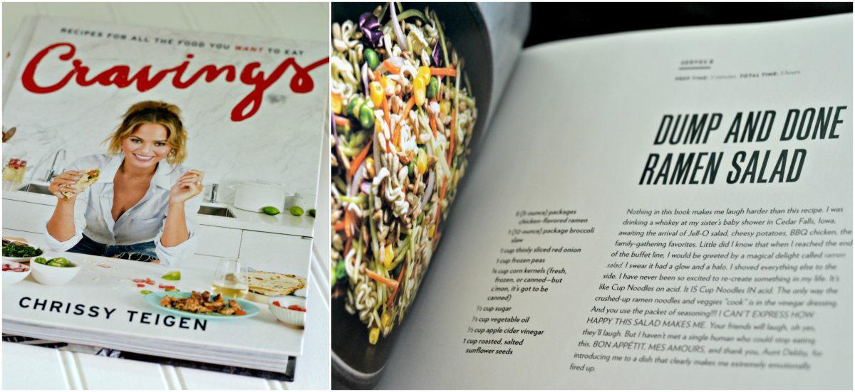 Cravings Cook Book Review