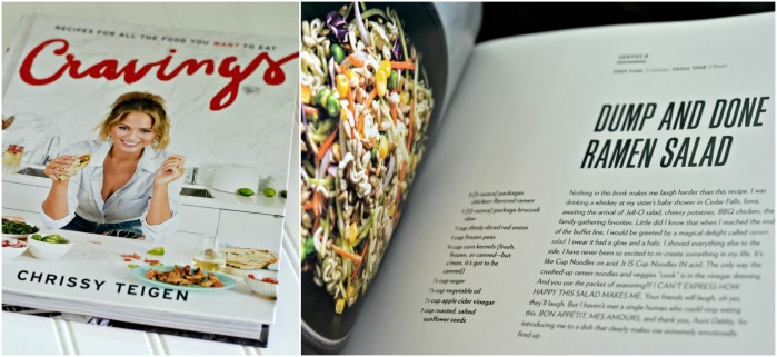 Cravings Cook Book Review