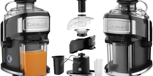 Make Homemade Juice with this Cuisinart Compact Juice Extractor – Just $47.99 Shipped (Reg. $99)