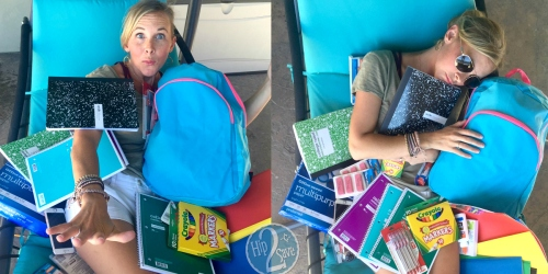 The Back to School Deals are HERE & HOT…