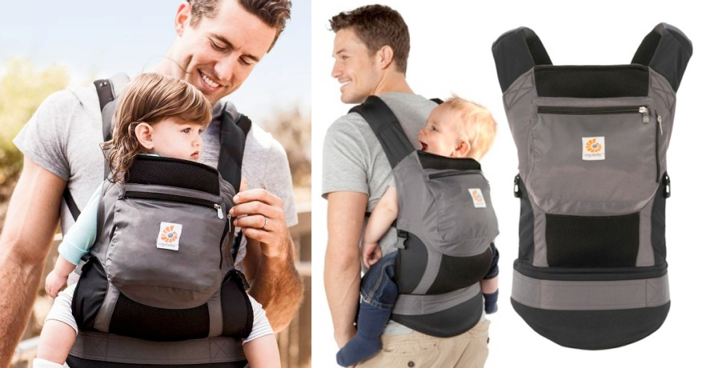 880ca9b6453 Zulily  Ergobaby Performance 3 Position Baby Carrier ONLY  69.99 ...