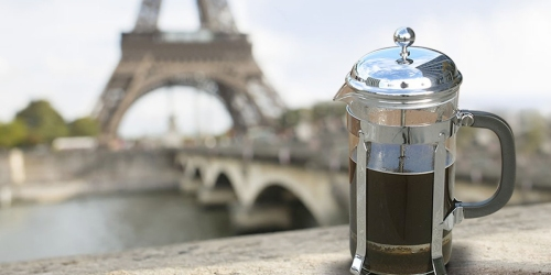 Amazon: SterlingPro Chrome 8 Cup French Coffee Press Only $22.96 (Regularly $65)