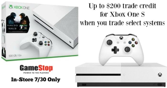 Gamestop offer