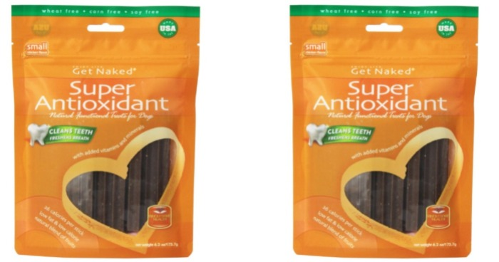 Amazon.com : 2pk Get Naked Super Antioxidant Dental Chew
