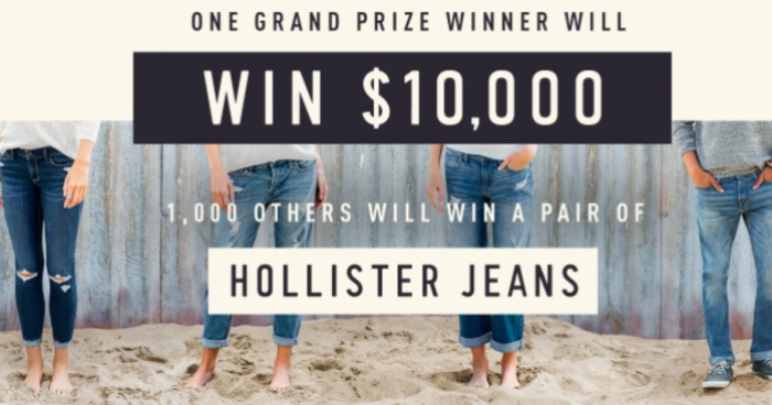 Hollister promo