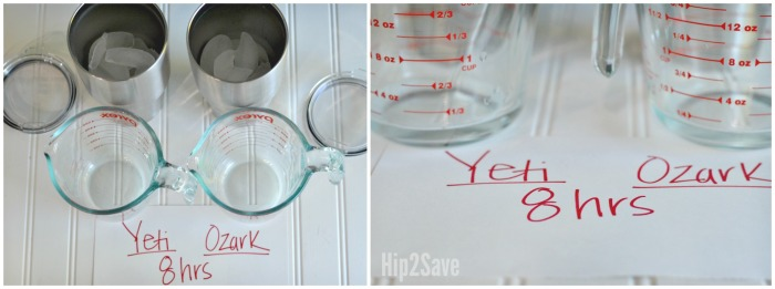 How does Yeti Compare to Ozark Tumblers Hip2Save.com