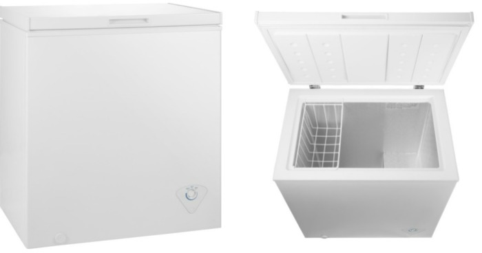 Best Buy Insignia 7 0 Cu Ft Chest Freezer Only 149 99 Regularly 199 99 Hip2save