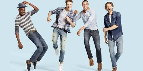 Target: $10 Off Men's & Women's Jeans = Levi's Men's Jeans ONLY $14.99