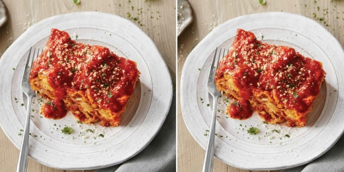 Carrabba's Italian Grill: Buy One Lasagne Entree, Take One Home FREE (Dine-In Only)