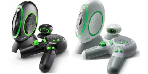 LeapFrog LeapTV Educational Active Video Game System Only $19.99 Shipped (Best Price)