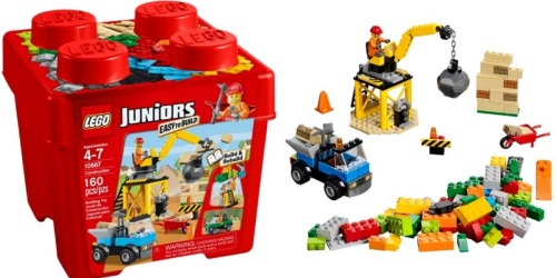 LEGO Juniors Construction Set Only $10.99