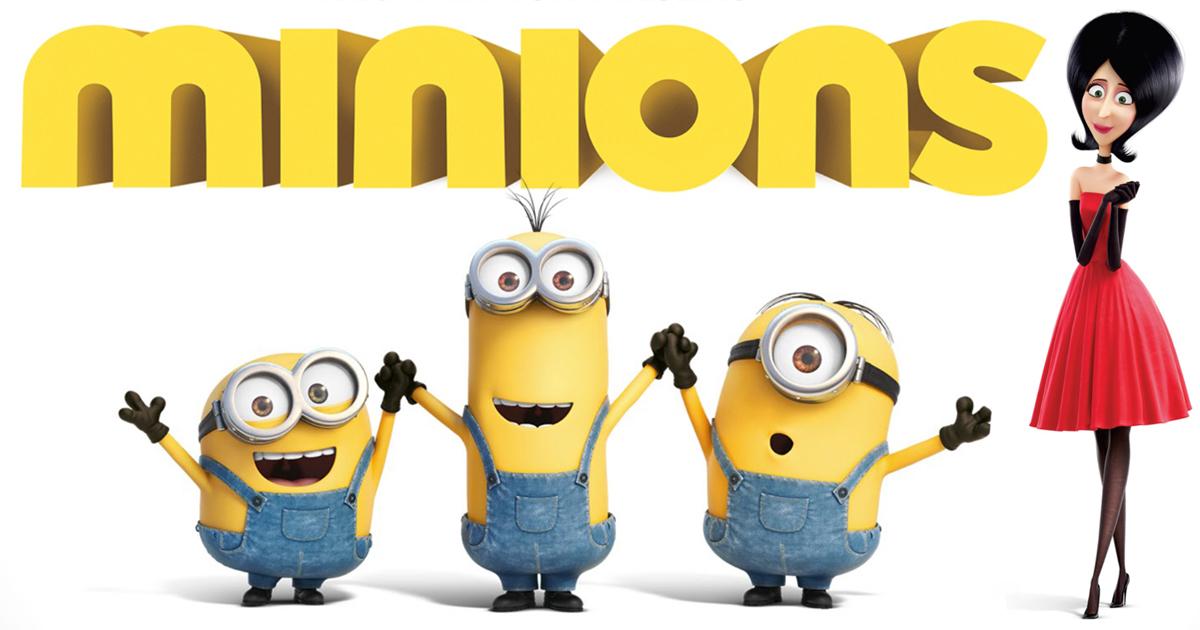 Amazon Prime Members Minions Movie Hd Digital Download