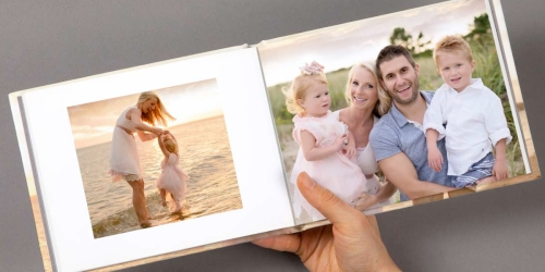 MyPublisher: FREE Hard Cover Pocket Photo Book ($34.99 Value – Just Pay Shipping) – New Customers