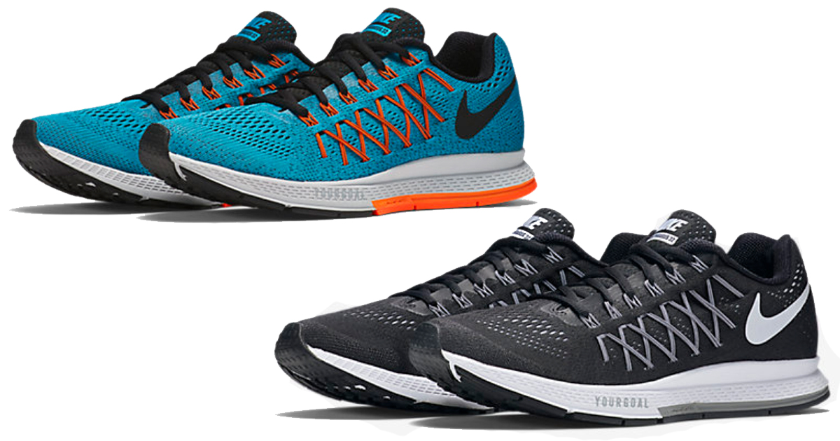 fc530b40b475 Nike.com  Extra 20% Off Clearance Items   Men s Air Zoom Pegasus Running  Shoes Only  51.98 - Hip2Save