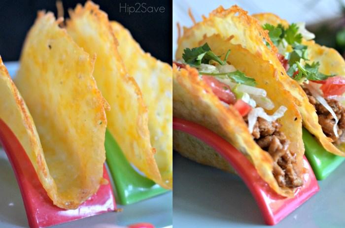 No Carb Tacos by Hip2Save.com