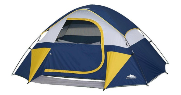 Kmart: Up to 50% Off Tents = Northwest Territory Dome Tent Only