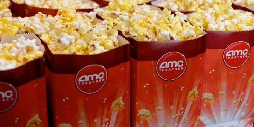 AMC Theaters: Free LARGE Popcorn on July 31st