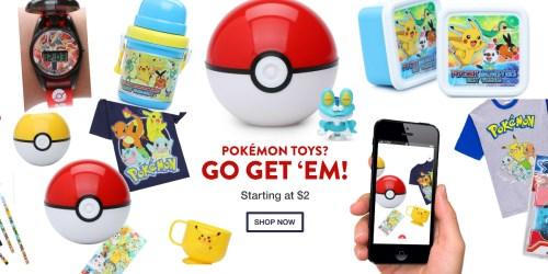 Pokémon Fans – Don't Miss These $2-$5 Deals!
