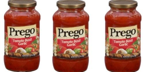 Make it Italian Night! Prego Pasta Sauce Only $1.11 at Target