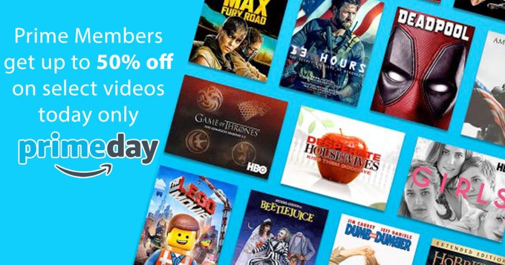 Amazon Prime: $6 99 HD Digital Movie Downloads (Kung Fu Panda 3, The