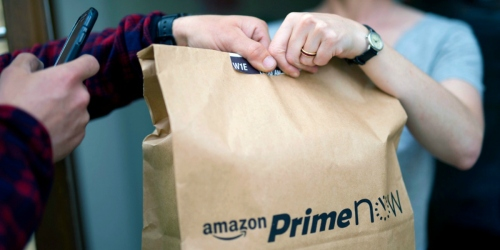 Amazon Prime Members: FREE 1-Hour Delivery or $10 Off Your First Purchase (Select Cities)