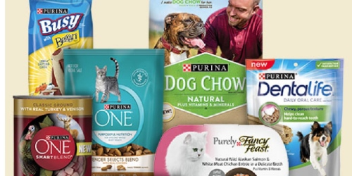 Purina Instant Win Game: 3,960 Win Cat & Dog Food Prizes (Up to $18 Value)