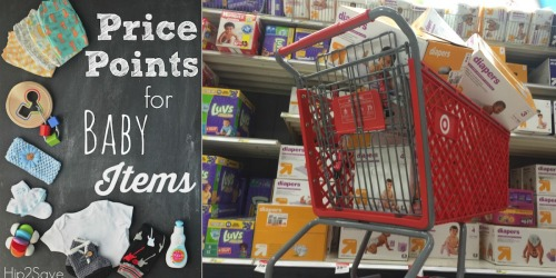 What are YOUR Price Points for Baby Items? Please Share!
