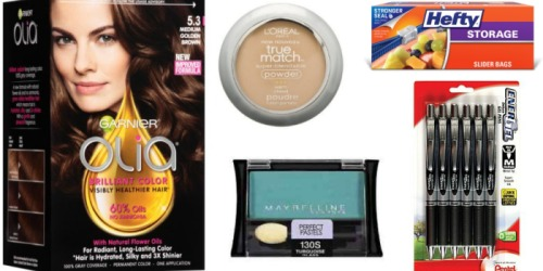 New Red Plum Coupons = Maybelline Eyeshadow Only 99¢ at CVS + More
