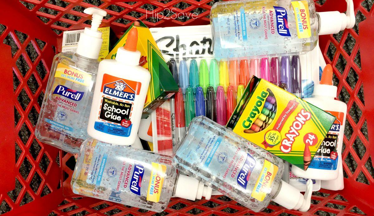 school supplies for teacher gifts