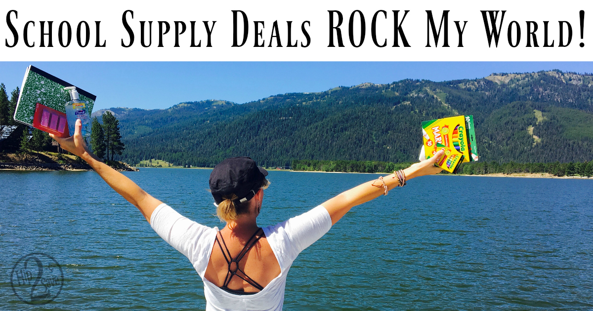 It's School Supply Stock-Up Time - Hip2Save