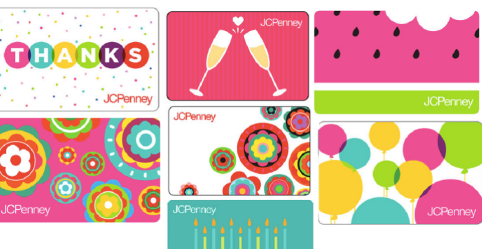 e2648d7c8 $100 JCPenney eGift Card ONLY $80 - Hip2Save