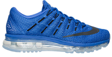online retailer 30a69 d57a3 FinishLine Mens  Womens Nike Air Max 2016 Running Shoes Only