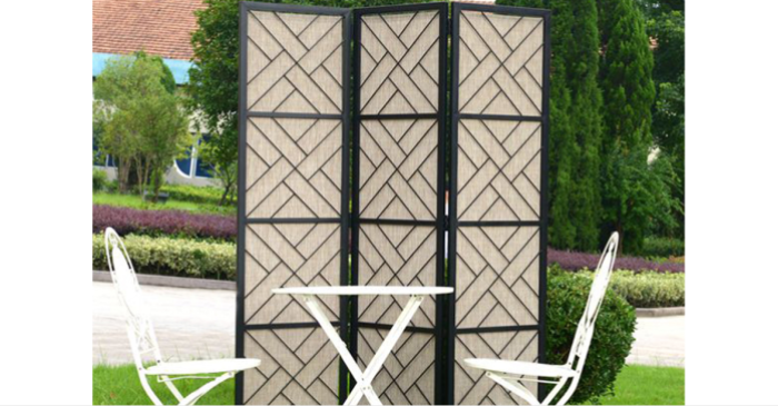 Hop On Over To Lowes Where They Are Offering Up This Highly Rated Allen Roth Composite Outdoor Privacy Screen For Only 49 Regularly 98