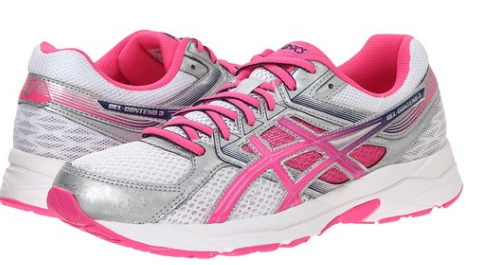 Amazon: ASICS GEL-Contend 3 Running Shoes As Low As $20.98 - Hip2Save