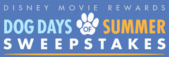 Disney Dog Day Sweeps