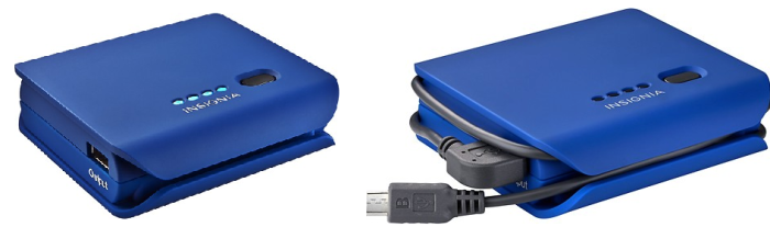 Best Buy: TWO Insignia Mobile Battery Packs ONLY $8 99 (Just