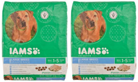 Iams Dog Food