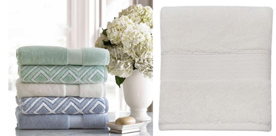 Chaps Towels