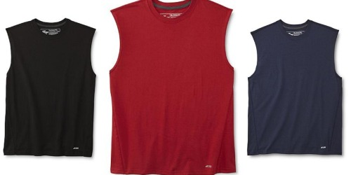 Kmart: *HOT* TWO Men's Athletech Activewear Shirts Only 96¢ After Shop Your Way Points