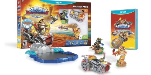 Best Buy: Skylanders SuperChargers Starter Pack Nintendo Wii U Only $9.99 (Reg. $49.99)