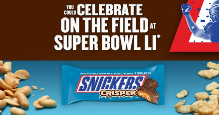 Snickers Sweeps